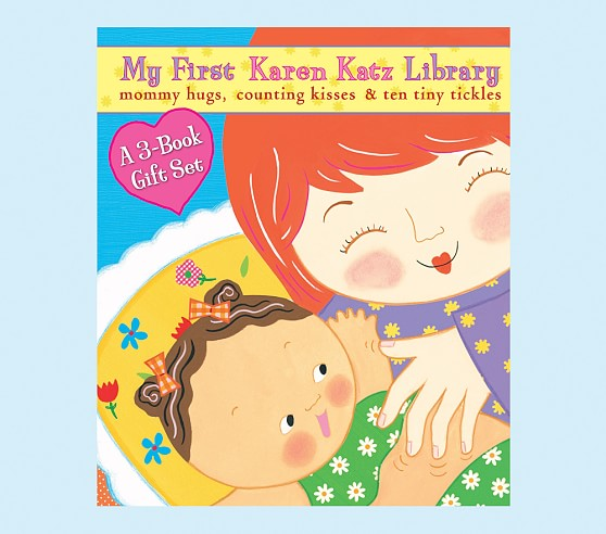 My First Karen Katz Library<br> A 3-Book Gift Set