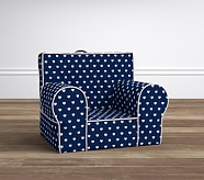 Navy Heart Anywhere Chair®