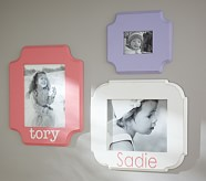 Harper Personalized Frame, Pink, Square 5x7