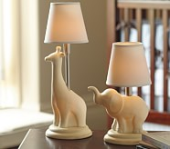 Elephant Ceramic Lamp