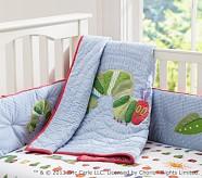 Eric Carle Nursery Quilt