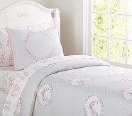 Laura Horse Duvet Cover, Twin