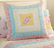 Grace Euro Quilted Sham