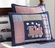 Toby Standard Quilted Sham