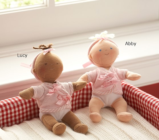 Mini Lucy Doll