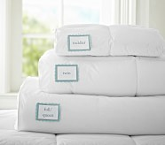 PBK Natural Down Blend Comforter, Twin
