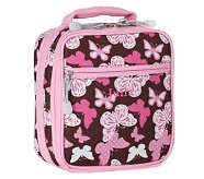 Mackenzie Classic Lunch Bag, Chocolate Butterfly