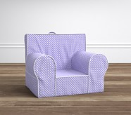 Lavender Mini Dot Anywhere Chair®