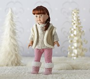 Doll Apres Ski Outfit