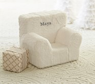 Sherpa Anywhere Doll Chair