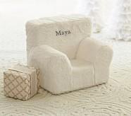 Sherpa Anywhere Doll Chair