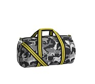Small Gym Bag, Mackenzie Gray Shark Camo