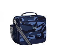 Cold Pack Lunch Bag, Mackenzie Blue Camo
