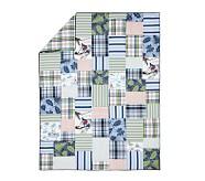 Boys' Lahaina Nursery Quilt