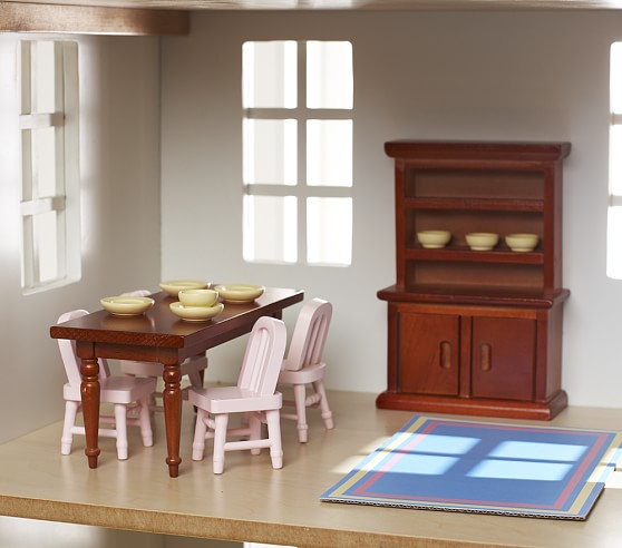 Dollhouse Dining Room Set