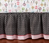 Woodlands Crib Skirt