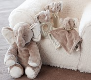 Nursery Elephant Plush Set