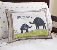 Brooks Small Quilted Sham