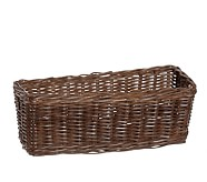 Sabrina Changing Table Basket , Espresso