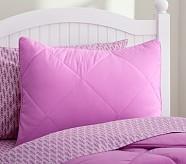 Cozy Standard Sham, Lilac