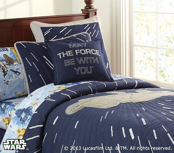 <em>Star Wars</em>&#8482; Quilt, Twin
