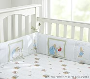 Peter Rabbit™ Nursery Bumper