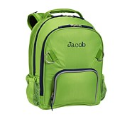 Fairfax Green Small Backpack, No Patch