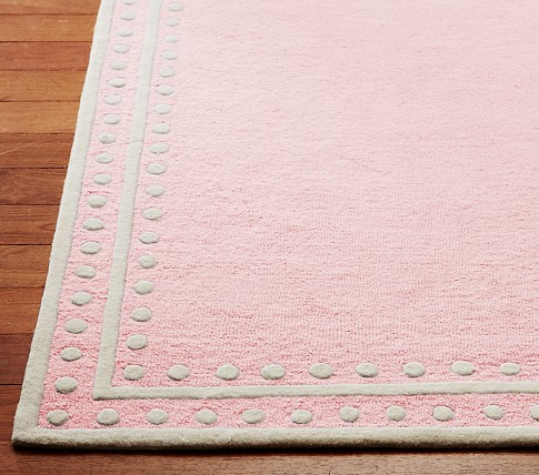 Libby Rug 3x5' Pink