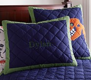 Dylan Quilted Standard Sham