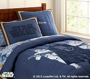 <em>Star Wars</em>&#8482; Darth Vader&#8482; and Stormtrooper&#8482; Quilt, Twin