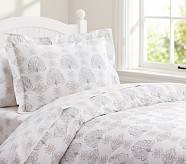 Cora Duvet Cover, Twin
