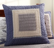 Taking Flight Euro Quilted Sham