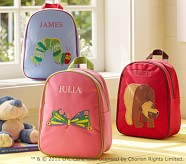 The Very Hungry Caterpillar™ Bear Backpack