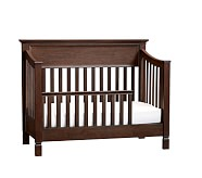 Larkin Toddler Bed Conversion Kit, Water-based Chocolate
