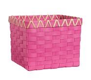 Pink Emory Basket