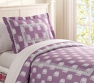 Julianna Duvet Cover, Twin,