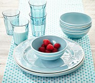 Cambria Turquoise Plate, Single