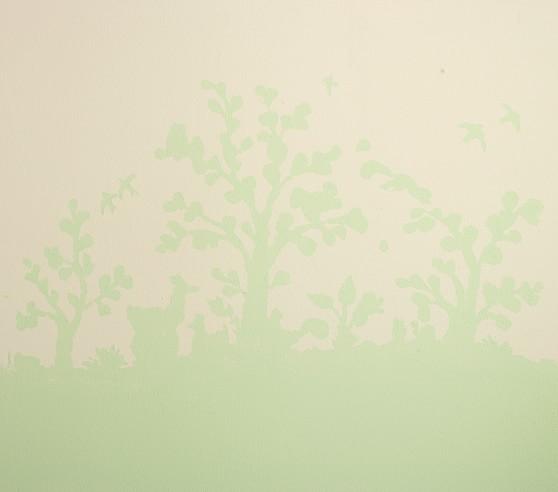 Woodland Nursery Wall Decal