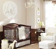 ABC Nursery Quilt Bedding Set: Toddler Quilt, Crib Skirt & Crib Fitted Sheet