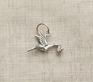 Stork Charm