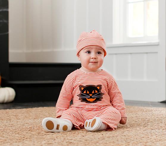 Baby Cat One Piece, 3-6 Months