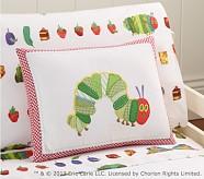 Eric Carle Caterpillar Decorative Sham