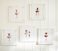 Ballet Canvas, Set of 5