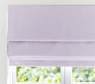 "Evelyn Roman Shade 32 x 64"" Panel, Lavender"