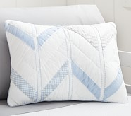Carson Small Quilted Sham