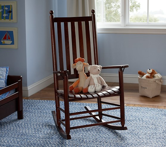 Troutman Rocking Chair, Cherry