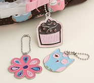 Clip-on Keychain, Cupcake