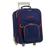 Small Luggage, Fairfax Navy, No Patch