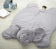 Elephant Plush Play Mat