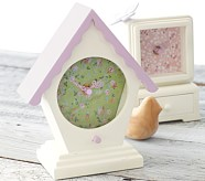 Drawer Tabletop Clock
